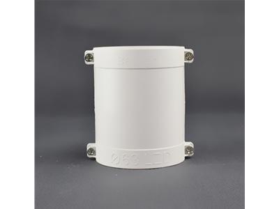 PVC外包配件直通