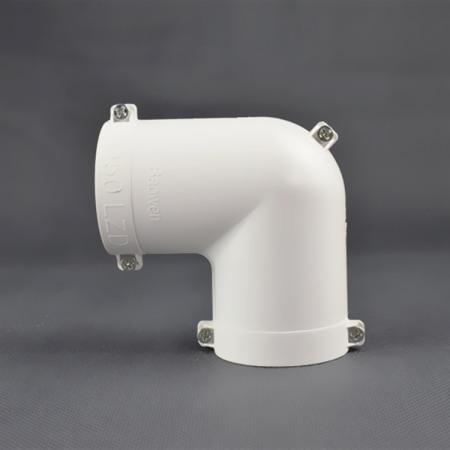 PVC外包配件弯头