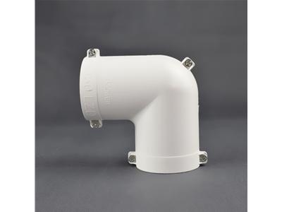PVC外包配件彎頭