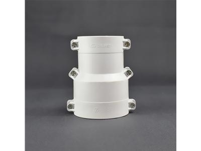 PVC外包配件异径直通